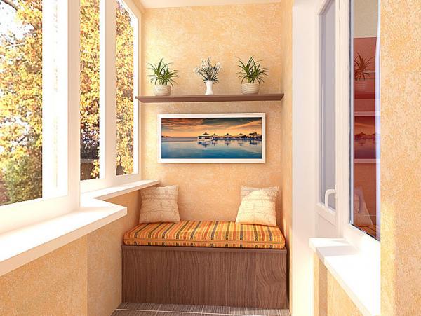 Балкон может быть вашей дополнительной комнатой или просто местом для складирования вещей