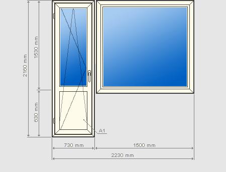 Установка балконного блока в кирпичном доме инструкция..