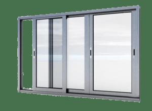 Что выбрать — алюминиевые или пластиковые раздвижные окна на лоджию?