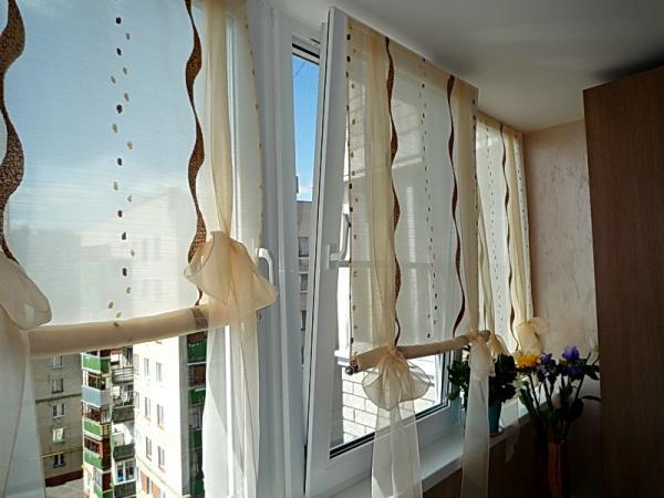 Как своим руками сделать подвязки к шторам фото 411