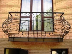 Французские балконы - это отличная альтернатива