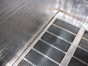 Электроотопление на балконе