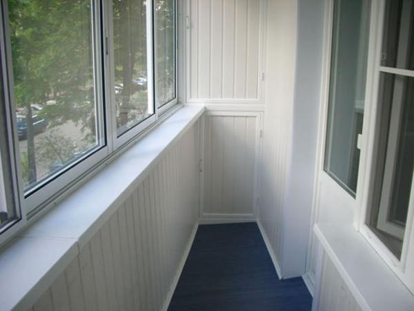 Как на балконе сделать ремонт