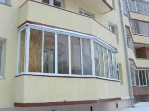 Как проводится остекление балконов и остекление лоджий