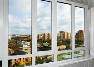 Маленькие и большие окна