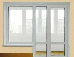 Балконные блоки Kaleva