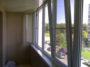 Оптимальный вариант открытия окна