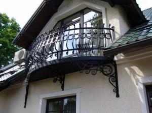 Французские балконы - виды