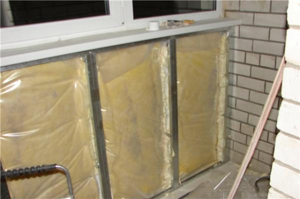 Балконы и лоджии - некоторые идеи обустройства