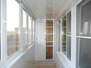 Оконная система на балкон