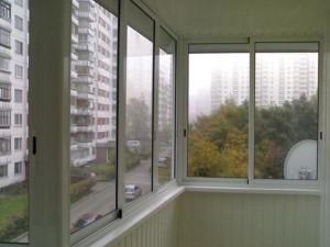 Выносные балконы - методы установки стекла