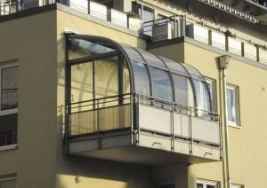 Французское остекление для комнаты на балконе