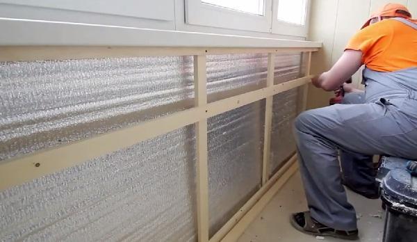 Гидроизоляция балконов своими руками