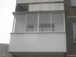 Остекление и обустройство балконов