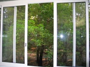Виды остекления балконов и лоджий алюминиевым профилем