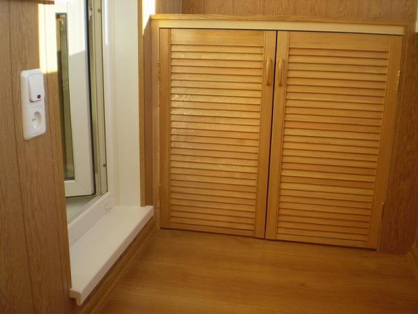 Как сделать шкаф деревянный