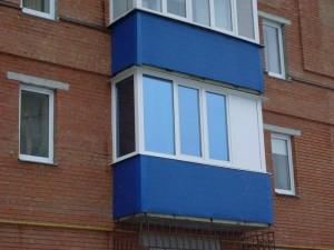 Солнцезащитные плёнки на балкон