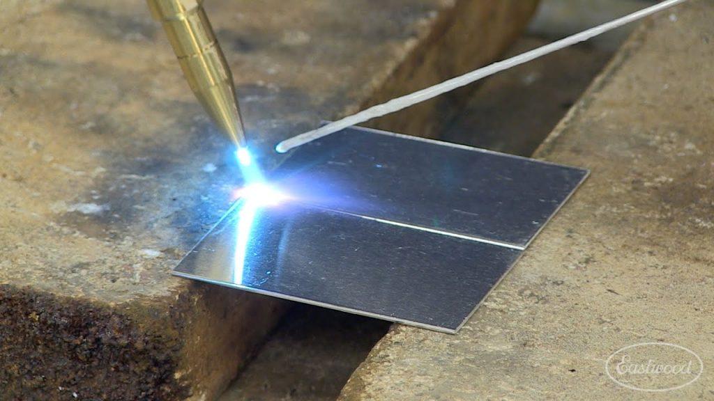 Сварка алюминия с применением проволоки