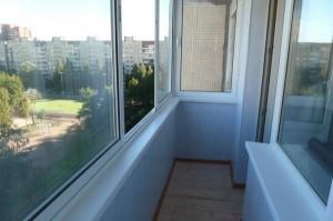 Как сделать ремонт балкона