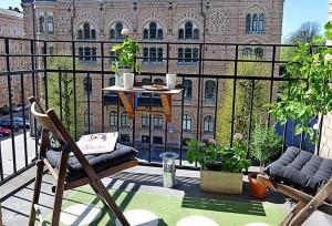 Дизайн балкона - несколько идей и правил интерьера