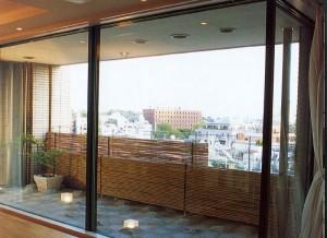 Оригинальной дизайн балкона
