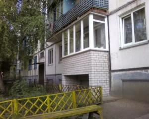Внешний вид балкона