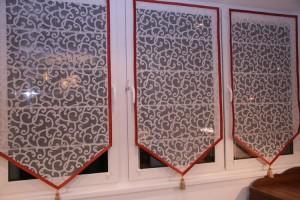 Оригинальные римские шторы