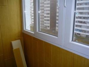 Панели МДФ для обшивки балкона