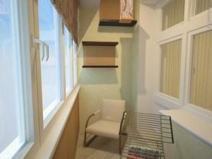 Оформляем балконы – интерьер, фото и возможный дизайн
