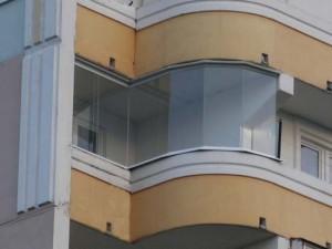 Балкон в новостройке