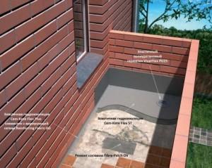 Схема ремонта балкона