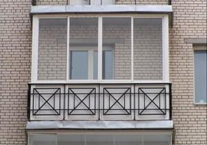 Высокие окна