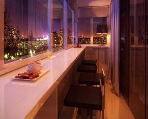 Кафе - балкон