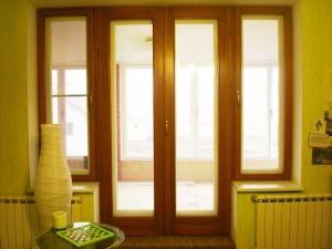 Большие двери