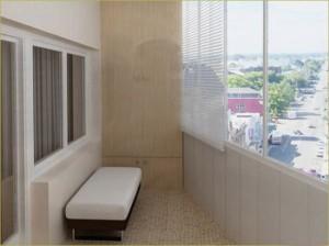 Сиденье на балконе