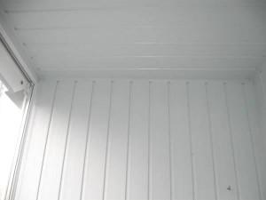 Установка вагонки на потолок