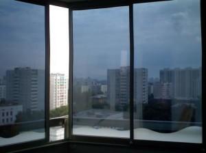 Тонировка окна
